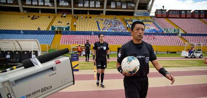Partido por Liga Pro serie A, la Universidad Católica recibe a Técnico Universitario. Foto: API