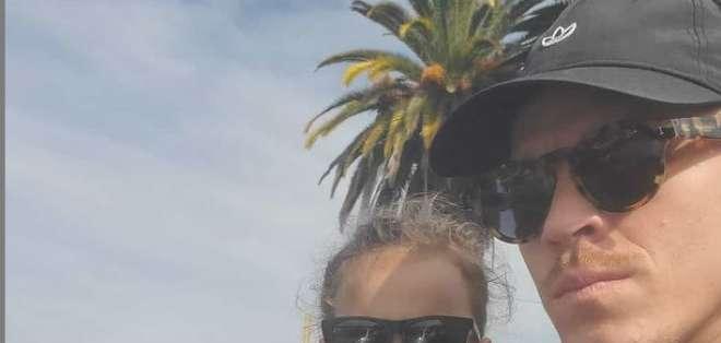 Ryan Dorsey junto a su hijo Josey. Foto: Tomada de Instagram
