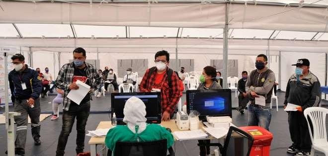 Pichincha sigue siendo la provincia más afectada por el virus. Foto: API