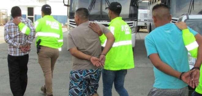 La Policía Nacional liberó a la familia y arrestó a sus secuestradores. (Foto: Archivo).
