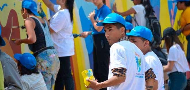 El proyecto busca fortalecer y conectar organizaciones y redes de voluntariado en América del Sur.