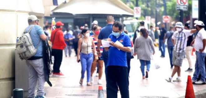 Guayaquil es una de las ciudades más afectadas por la pandemia.