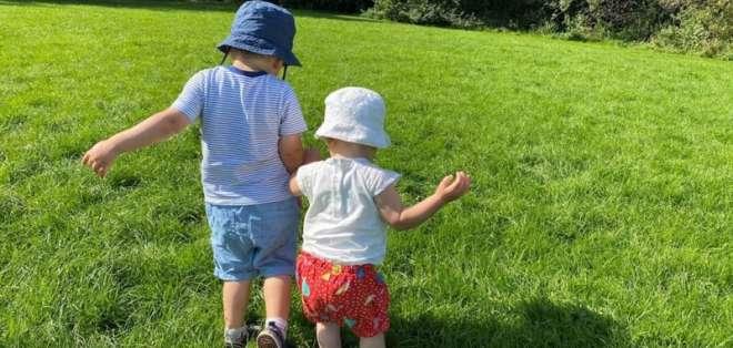 El confinamiento puede estar teniendo un gran impacto en los niños.