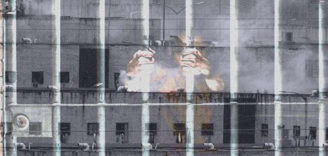 Actualmente según las autoridades el hacinamiento en cárceles llega al 30%. Foto: Jhosue Vite.