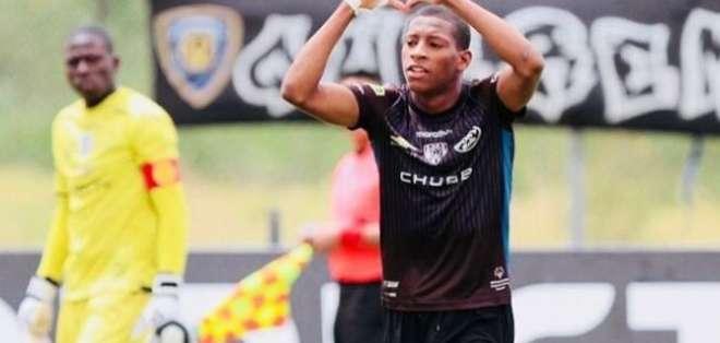 Gonzalo Plata, figura del Independiente del Valle y la selección ecuatoriana Sub-20, es nuevo jugador del Sporting de Lisboa