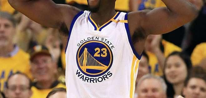 Draymond Green, jugador de los Golden State Warriors.