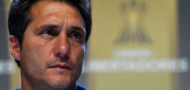 Guillermo Barros Schelotto es nuevo entrenador de LA Galaxy