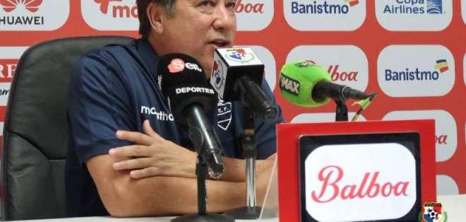 El entrenador de la selección ecuatoriana destacó la calidad del rival que los venció 1-0. Foto: Archivo