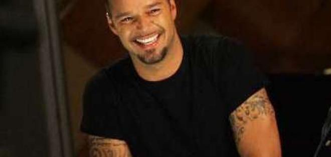 Ricky Martin no piensa en boda, pero sí en aumentar la familia