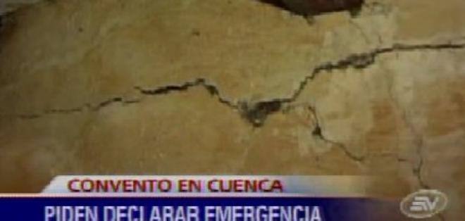 Bienes patrimoniales se destruyen en Cuenca