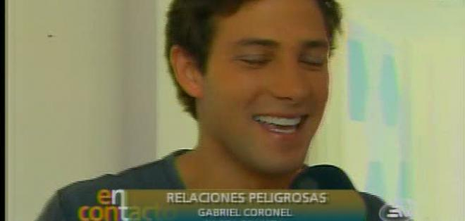 Gabriel Coronel expone facetas desconocidas en entrevista con la Flaca Guerrero