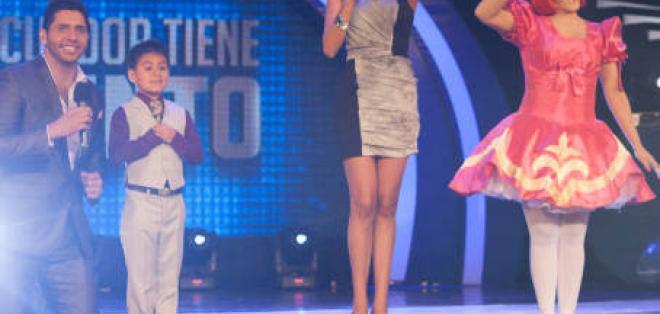 El canto dominó en la cuarta semifinal de Ecuador Tiene Talento