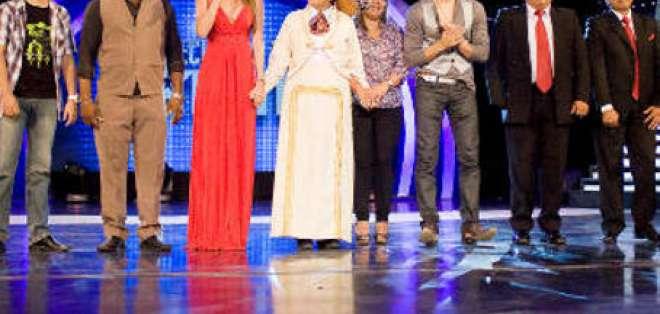 Los cinco semifinalistas en repechaje en Ecuador Tiene Talento esperan tu voto
