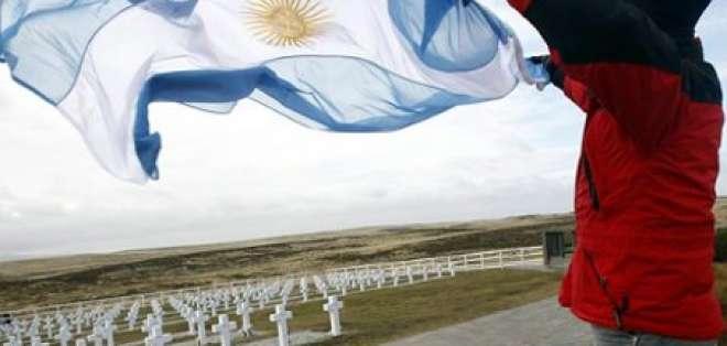 Presidenta argentina agradece el apoyo de países por Malvinas