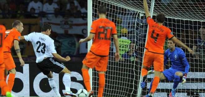 Alemania y Portugal ganaron sus respectivos partidos por el grupo B