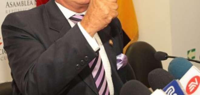 Asambleísta Vicente Taiano anuncia su desafiliación del Prian
