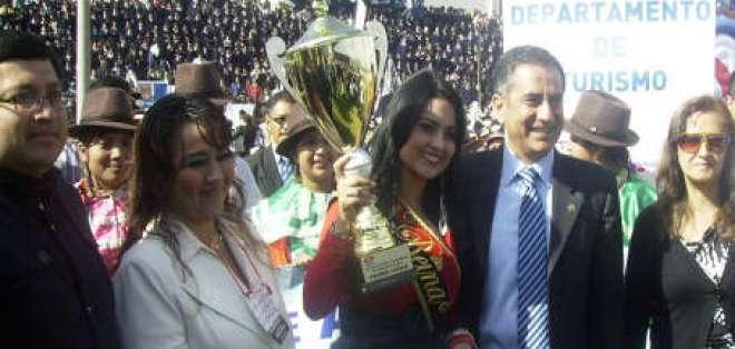 Banda de Colegio Vicente Anda Aguirre gana el Concurso Intercolegial Viva la Paz