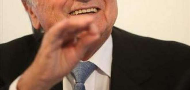 Gobierno de Chile condecora con la Orden O'Higgins a Joseph Blatter