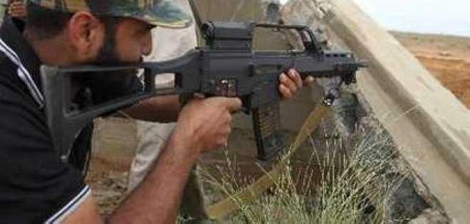 Tribu libia denuncia muerte de 40 personas en choques con el Ejército