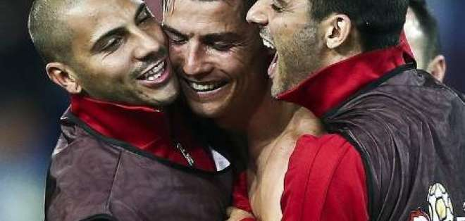 Cristiano clasifica a Portugal y elimina a Holanda; Alemania, líder de grupo en Eurocopa