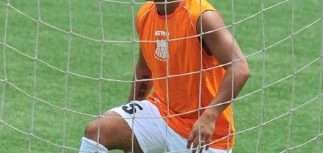 Pedro Quiñónez sufrió lesión y se perderá lo que resta de la etapa
