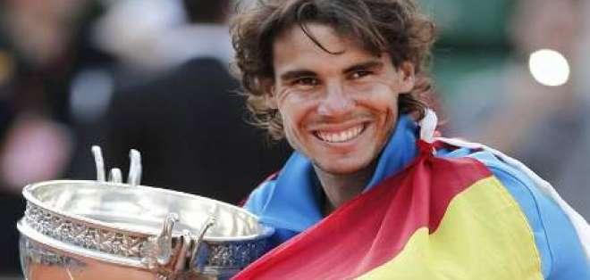 Rafael Nadal será el abanderado del equipo español en los Juegos de Londres