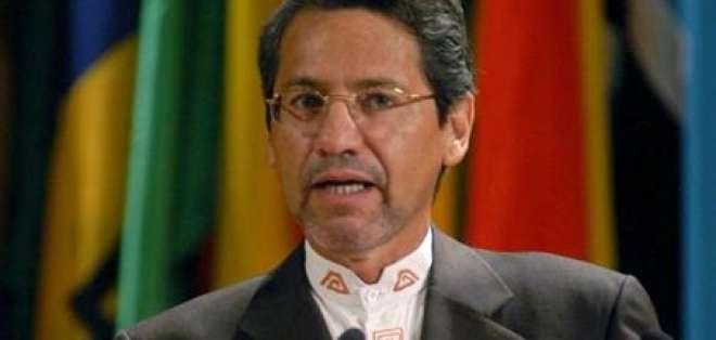 Se estudiará más detenidamente las solicitudes colombianas de asilo