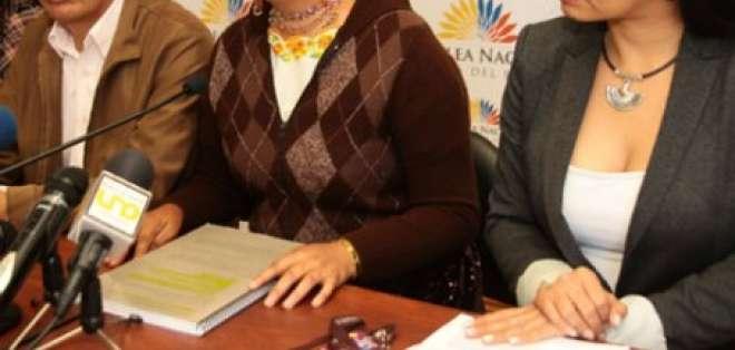 Dirigentes de Pachakutik dicen que son perseguidos por el Gobierno