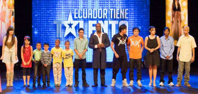 Más allá del canto y del humor, finalistas de Ecuador Tiene Talento revelan otras facetas