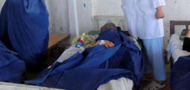 Un centenar de alumnas sufren desmayos en un colegio del norte de Afganistán