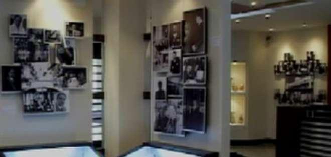 Inauguran museo de presidente en la UEES