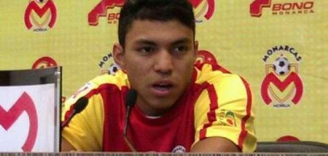 Jefferson Montero dice que llega al Morelia para ganar títulos