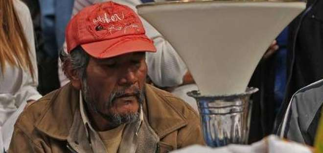 Muere bebé que llegó a La Paz con marcha en defensa parque natural