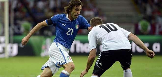 Italia jugará la final de la Eurocopa gracias a doblete de Balotelli