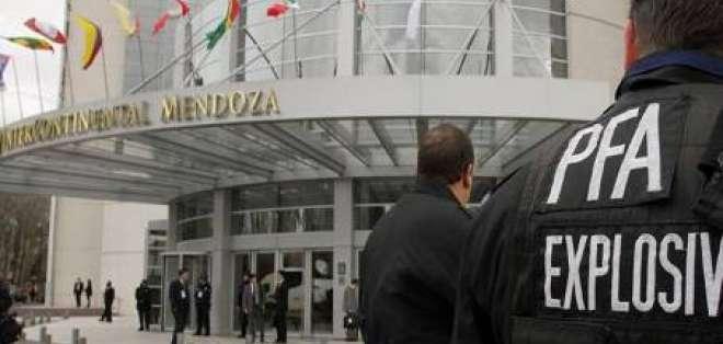 Comenzó Cumbre de Mercosur con reunión de cancilleres en Argentina