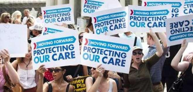 Corte Suprema de EEUU aprueba reforma sanitaria de Obama