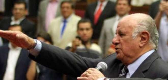 Óscar Denis, nuevo Vicepresidente de Paraguay