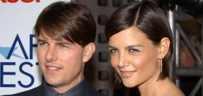 Tom Cruise y Katie Holmes ponen fin a su matrimonio, según People