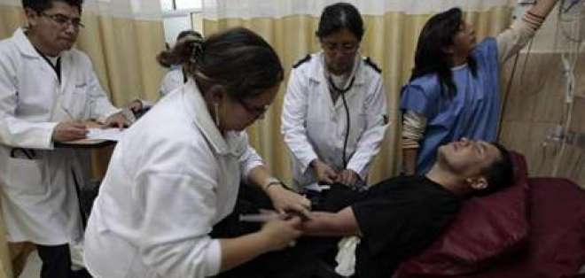 Médicos y enfermeras inconformes con jornada laboral de ocho horas