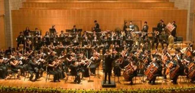 Orquesta Sinfónica Juvenil protesta con concierto por falta de recursos