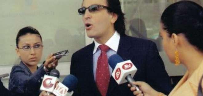 Abogado Pablo Guerrero obtiene exilio político en República Checa