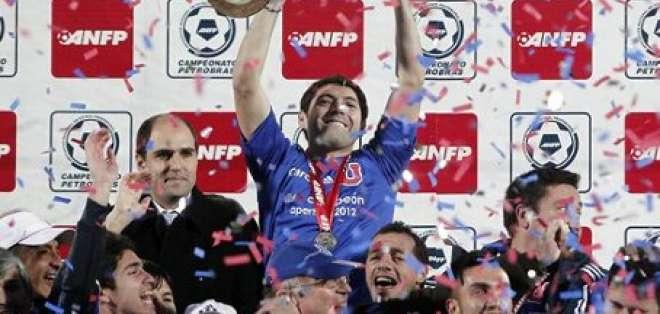 U de Chile da vuelta al marcador y se corona tricampeón chileno