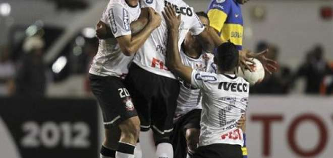 Corinthians de Brasil gana su primera Copa Libertadores