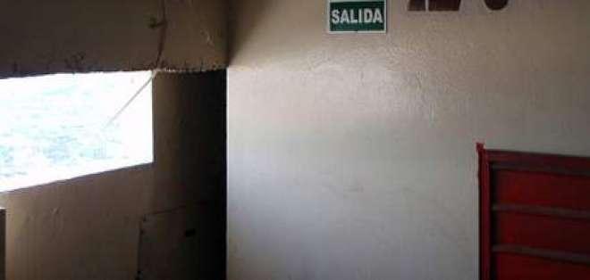 Falencias en sistema de seguridad y planes de evacuación en edificios