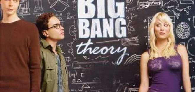Two and a Half Men y The Big Bang Theory le pondrán diversión a tus sábados