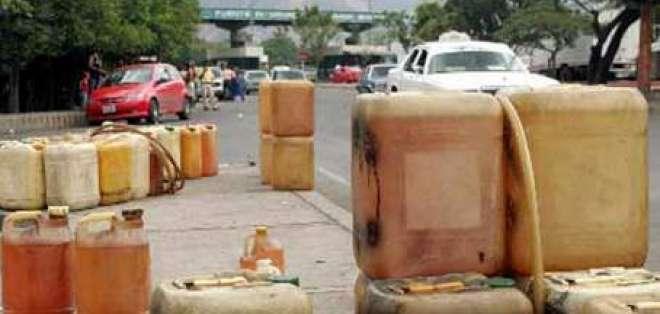 Se intensifican controles para evitar fuga de combustible en frontera norte