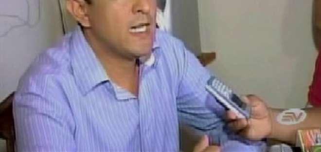 Fiscal de Balzar acusado de concusión fue trasladado a la Penitenciaría
