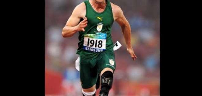 Atleta paralímpico competirá en las olimpiadas de Londres 2012