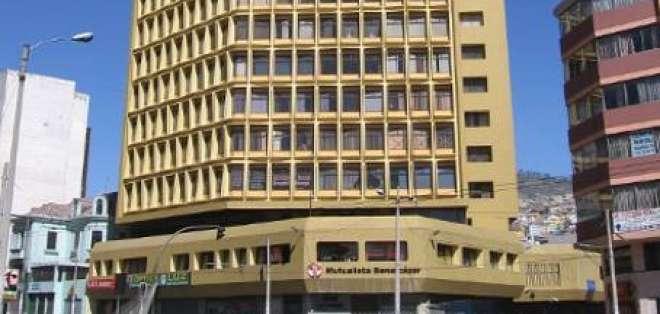 Edificio Benálcazar 1000 de Quito no cuenta con medidas contra incendios