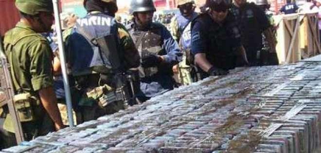 Hong Kong decomisa 649 kilos de cocaína procedente de Ecuador